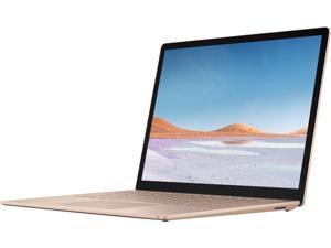 "Microsoft Laptop Surface Laptop 3 PLF-00007 Intel Core i7 10th Gen 1065G7 (1.30 GHz) 16 GB LPDDR4X Memory 256 GB SSD Intel Iris Plus Graphics 13.5"" Touchscreen Windows 10 Home 64-bit"