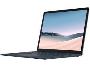 "Microsoft Laptop Surface Laptop 3 PLF-00005 Intel Core i7 10th Gen 1065G7 (1.30 GHz) 16 GB LPDDR4X Memory 256 GB SSD Intel Iris Plus Graphics 13.5"" Touchscreen Windows 10 Home 64-bit"