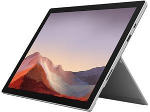 "Microsoft Surface Pro 7 PVA-00001 Intel Core i3 10th Gen 1005G1 (1.20 GHz) 4 GB LPDDR4X Memory 128 GB SSD Intel UHD Graphics 12.3"" Touchscreen 2736 x 1824 Detachable 2-in-1 Laptop Windows 10 Home 64-b"