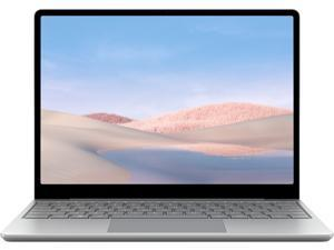 "Microsoft Laptop Surface Laptop Go THJ-00001 Intel Core i5 10th Gen 1035G1 (1.00 GHz) 8 GB LPDDR4X Memory 256 GB SSD Intel UHD Graphics 12.4"" Touchscreen Windows 10 S"