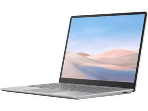 "Microsoft Laptop Surface Laptop Go 21O-00002 Intel Core i5 10th Gen 1035G1 (1.00 GHz) 16 GB LPDDR4X Memory 256 GB SSD Intel UHD Graphics 12.4"" Touchscreen Windows 10 Pro"