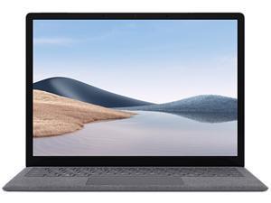 "Microsoft Surface Laptop 4 5PB-00001 AMD Ryzen 5 4000 Series 4680U 8 GB LPDDR4X Memory 256 GB SSD AMD Radeon Graphics 13.5"" PixelSense Touchscreen Windows 10 Home 64-bit - Platinum"