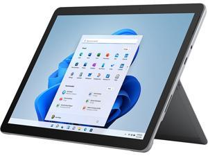 """Microsoft Surface Go 3 8VC-00001 Intel Core i3 10th Gen 10100Y (1.30 GHz) 8 GB Memory 128 GB SSD Intel UHD Graphics 615 10.5"""" Touchscreen 1920 x 1280 Detachable 2-in-1 Laptop Windows 11 in S mode"""