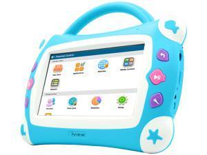 "iView Kids Karaoke Singing Pad, 7"" Kids Easy Carry Tablet, Microphone with Power Amplifier, Preloaded Karaoke Song and Learning Games, Parental Control"