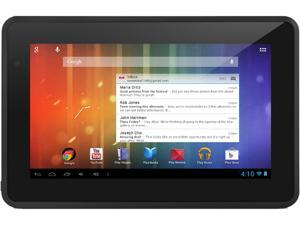 """Ematic EGS004-BL ARM Cortex-A9 1.10 GHz 512 MB Memory 7.0"""" 800 x 480 Tablet Android 4.1 (Jelly Bean) Black"""