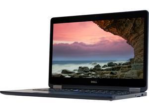 """DELL E7470 Laptop Intel Core i7 6th Gen 6600U (2.60 GHz) 16 GB Memory 512 GB SSD 14.0"""" Windows 10 Pro 64-bit A Grade"""