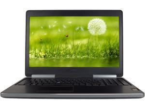 """DELL Grade A Laptop Precision 7510 Intel i7-6820HQ (2.7GHz) 32 GB Memory 512 GB SSD 15.6"""" Windows 10 Pro"""
