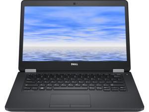 """DELL Grade A Laptop E5470 Intel Core i5 6th Gen 6300U (2.40 GHz) 8 GB Memory 256 GB SSD 14.0"""" Windows 10 Pro 64-bit"""