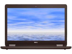 "Refurbished Dell Grade A Latitude E5250 12"" Laptop, Intel Core I5-5300U 2.3 GHz, 8GB Memory, 512G SSD, WIFI, Windows 10 Home 64-bit (Multi-language), 1 Year Warranty"