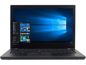 "Lenovo Laptop T470 Intel Core i5 6300U (2.40 GHz) 8 GB Memory 256 GB SSD 14.0"" Windows 10"