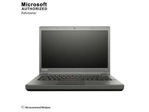 Refurbished Lenovo Grade A ThinkPad T440P Laptop, Intel Core I5 4300M 2.6GHz, 8G DDR3L, 1T SSD, WIFI, DVD, 14INCH , Win 10 Pro 64-bit Multi-Language, 1 Year Warranty