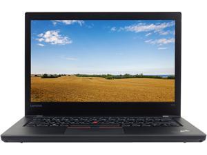 "Lenovo T470 Laptop Intel Core i5 6300U (2.40 GHz) 16 GB Memory 480 SSD 14.0"" Windows 10"