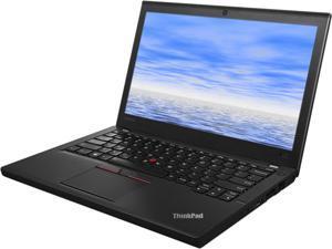"""Lenovo Grade A ThinkPad X260 12.5"""" Laptop Intel Core i5 6th Gen 6300U (2.40 GHz) 8 GB DDR4 500 GB WIFI Bluetooth Windows 10 Home 64 bits (Multi-language) 1 Year Warranty"""