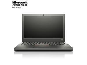 "Lenovo Grade A ThinkPad X240 12.5"" Laptop Intel Core i7 4th Gen 4600U (2.10 GHz) 8 GB DDR3L 500 GB Windows 10 Home 64-bit (Multi-language) 1 Year Warranty"