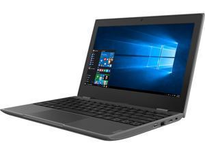 "Lenovo Laptop 100e 81CYX503US Intel Celeron N3450 (1.10 GHz) 4 GB LPDDR4 Memory 128 GB eMMC Intel HD Graphics 500 11.6"" Windows 10 Pro 64-bit"