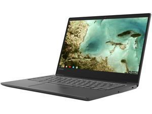 "Lenovo S330 Chromebook MediaTek MTK MT8173C 2.1 GHz 4 GB Memory 64 GB eMMC PowerVR GX6250 14.0"" Chrome OS 81JW0000US Thin and Light Laptop"