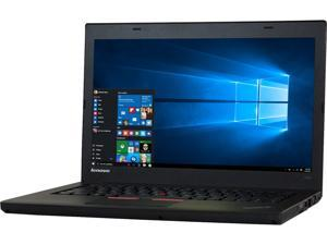 "Lenovo ThinkPad T450 Laptop Intel Core i5 5th Gen 5300U (2.30 GHz) 8 GB Memory 240 GB SSD 14.0"" Windows 10 Home 64-bit Grade A"