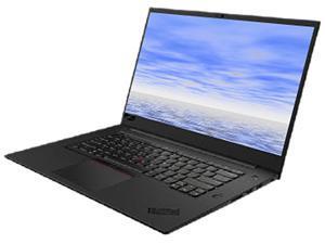 "Lenovo ThinkPad P1 20MD003MCA French Mobile Workstation Intel Core i7 8th Gen 8850H (2.60 GHz) 32 GB Memory 1 TB SSD NVIDIA Quadro P1000 15.6"" 4K/UHD Touchscreen Windows 10 Pro 64-Bit"