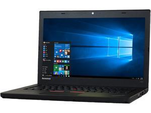 "Lenovo Laptop T450 Intel Core i5 5300U (2.30 GHz) 8 GB Memory 128 SSD 14.0"" Windows 10"