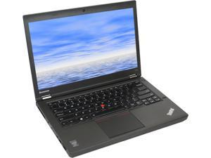 "Lenovo Grade A Laptop ThinkPad T440p Intel Core i5 4th Gen 4300M (2.60 GHz) 8 GB Memory 500 GB HDD Intel HD Graphics 4400 14.0"" Windows 10 Pro 64-bit"