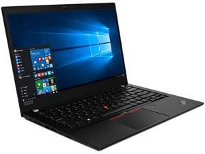 "Lenovo ThinkPad T490 20N20023US 14"" Notebook - 1920 x 1080 - Core i5 i5-8265U - 16 GB RAM - 256 GB SSD - Glossy Black"