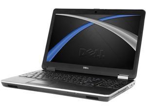 "DELL Laptop E6540 Intel Core i7 4th Gen 4800MQ (2.70 GHz) 16 GB Memory 500 GB SSD 15.6"" Windows 10 Pro 64-Bit"