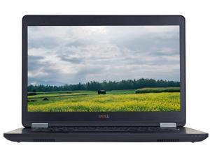 """DELL Latitude E5470 Laptop Intel Core i5 6th Gen 6300U (2.40 GHz) 8 GB Memory 256 GB SSD 14.0"""" Windows 10 Pro 64-bit Grade B"""
