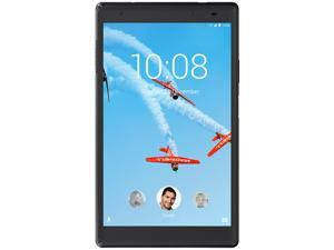 "Lenovo Tab 4 8 Plus ZA2H0000US Qualcomm MSM8953 Snapdragon 625 (2.0 GHz) 2 GB Memory 16 GB Flash Storage 8.0"" 1920 x 1200 Tablet PC Android 7.1 (Nougat) Slate Black with LTE"