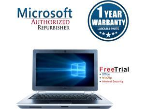 "Refurbished Dell Latitude E6320 13.3"" Intel Core i5-2520M 2.5GHz 8GB DDR3 1TB DVD Windows 10 Professional 64 Bits 1 Year Warranty"