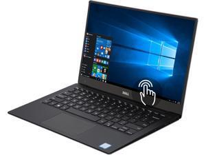 "DELL Laptop XPS 13 (9360) XPS9360-1718SLV Intel Core i5 7th Gen 7200U (2.50 GHz) 8 GB Memory 128 GB SSD Intel HD Graphics 620 13.3"" Touchscreen Windows 10 Home 64-Bit"