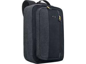 "SOLO Black Velocity 15.6"" Hybrid Backpack Model ACV330-4"