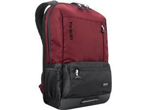 SOLO Burgundy Draft Backpack, Nylon, Burgundy Model VAR701-60