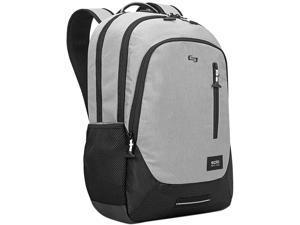 """SOLO Light Gray Region Backpack, For 15.6"""" Laptops Model VAR704-10"""