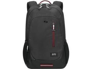 """SOLO Black Region Backpack, For 15.6"""" Laptops Model VAR704-4"""