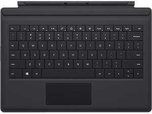 Microsoft A7Z-00001 Surface 3 Type Cover English US/Canada Hdwr Black