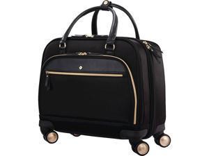 """Samsonite Travel/Luggage Case (Roller) for 15.6"""" Notebook, Tablet - Black"""