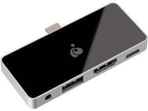 IOGEAR GUD3C460 Travel Pro USB-C Mini Dock
