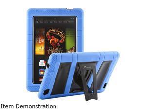 i-Blason Blue/Black Full-Body Protection KickStand Case Model KindleHD2013-ABH-BlueBlack