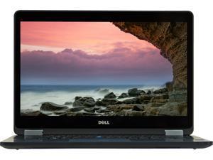 """DELL Grade A Laptop E7470 Intel Core i5 6th Gen 6300U (2.40 GHz) 8 GB Memory 256 GB SSD 14.0"""" Windows 10 Pro 64-Bit"""