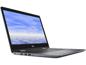 "DELL Inspiron 14 5481 i5481-3083GRY-PUS Intel Core i3 8th Gen 8145U (2.10 GHz) 8 GB Memory 256 GB SSD 256 GB HDD Intel UHD Graphics 620 14"" Touchscreen 1366 x 768 Convertible 2-in-1 Laptop Windows 10"
