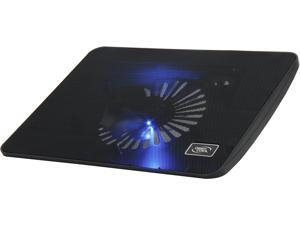 "DEEPCOOL WIND PAL MINI Laptop Cooling Pad 15.6"" Slim Design 140mm Silent Fan Blue LED"