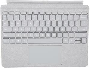 Microsoft KCS-00001 Surface Go Signature Type Cover - Platinum