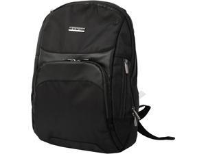 Kensington Triple Trek Slim Backpack for Chromebooks & Ultrabooks - 14-Inch (K62591AM)