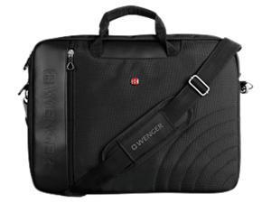 """SwissGear Black 17.3"""" Notebook Case Model SWG0102"""
