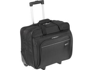 "Targus TBR003CA Travel/Luggage Case (Roller) for 16"" Travel Essential, Notebook - Black"