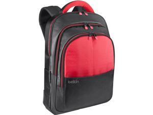 """Belkin Carrying Case (Backpack) for 13"""" Notebook - Black, Blue"""