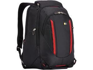 """Case Logic Carrying Case (Backpack) for 15.6"""" Notebook, Tablet - Black"""