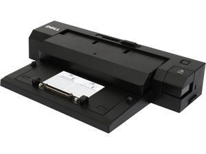 Dell Black 331-6304 E-Port Plus Advanced Port Replicator w/ USB 3.0 for E Series Latitudes (APR II 130)