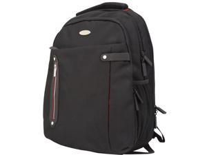 Eco Style Black Pro Backpack-Checkpoint Friendly Model ETPR-BP16-CF