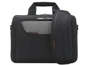Everki Black Advance iPad/Tablet/Ultrabook Laptop Bag - Briefcase Model EKB407NCH11